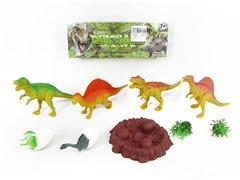 Dinosaur Set(4in1) toys