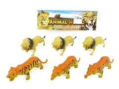 Lion & Tiger(6in1) toys