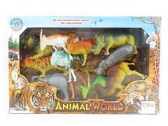 Animal Set(13in1) toys