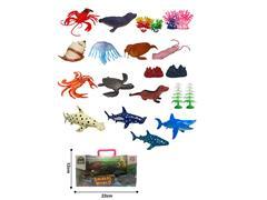 Undersea Animal(13in1) toys