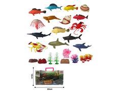 Ocean Animal(15in1) toys