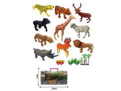 Animal Set(10in1) toys