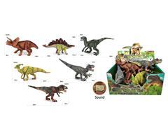 12inch Dinosaur W/IC(6in1) toys