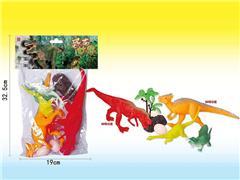 Dinosaur Set(4in1)