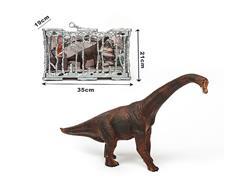 Brachiosaurus & Dinosaur Egg toys