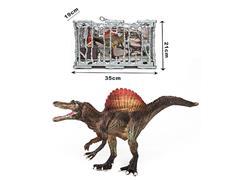 Spinosaurus & toys