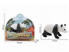 Panda & Crocodile & Yak(3S) toys