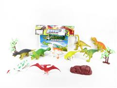Dinosaur Set(9in1) toys