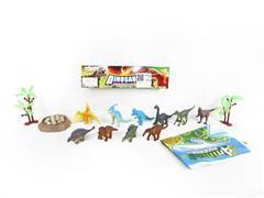 Dinosaur Set(10in1) toys