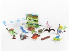 Dinosaur Set(12in1) toys