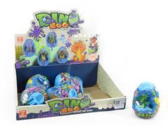 Dinosaur & Crystal Mud(12in1) toys