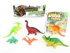 Dinosaur Set(6in1) toys