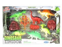 6inch Dinosaur Set(6in1) toys