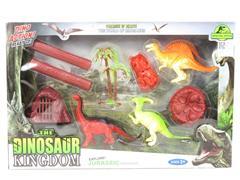 6inch Dinosaur Set(3in1) toys