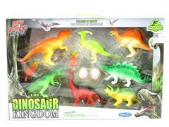 6inch Dinosaur Set(7in1) toys