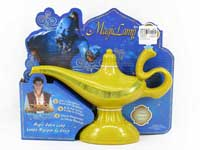 Lamp W/L_M toys