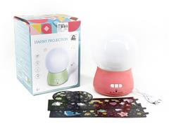 Music Projection Night Light toys