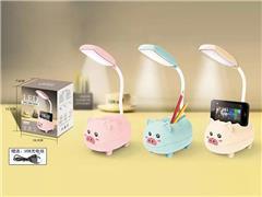 Holder Pen Holder Desk Lamp(3C) toys