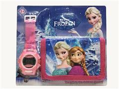Electron Watch & Purse toys