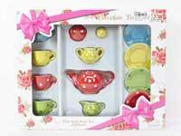 Porcelain Tea Set(13pcs)