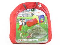 2in1 Play Tent