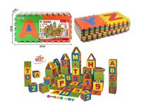Carpet(36pcs) toys