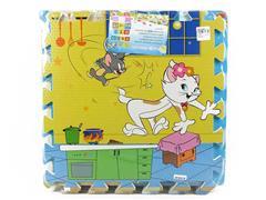 EVA Puzzle Carpet(9in1) toys